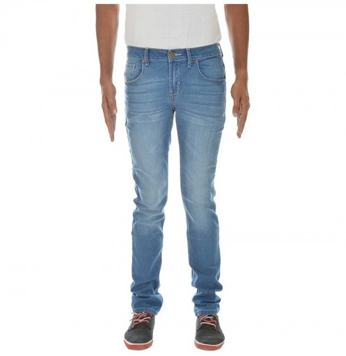 London Jeans Co. DNMX Men's Slim Fit Jeans