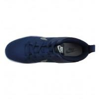 Nike Men's Liteforce III Royal Blue and Grey Sneakers