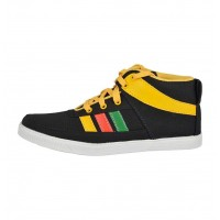 Men's Synthetic High Top Shoes