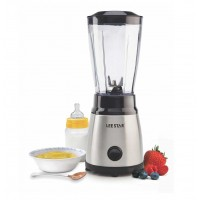 Lee Star LE-803 Stainless Steel Blender cum Baby Food Maker