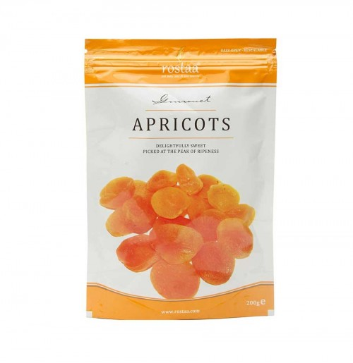 Rostaa Apricots Delightfully Sweet