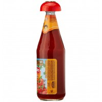 Kissan No Onion No Garlic Sauce Bottle