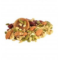 Brain Beeper - All Natural Healthy, Nutritious Nuts, Seeds, Fruits Trail Mix Snack with no added sugar