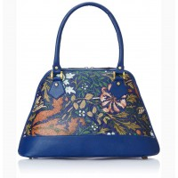 Alessia74 Women's Handbag (Blue)