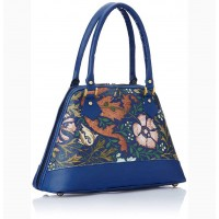Alessia74 Women's Handbag (Blue)